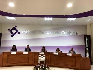 Desairan las candidaturas transparente en Coahuila