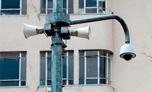Reportan en redes fallas en prueba de audio de altavoces en CDMX
