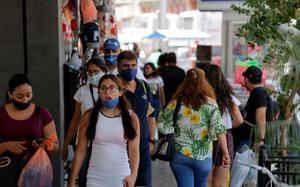 Coahuila reporta 25 muertes y 100 casos de COVID-19