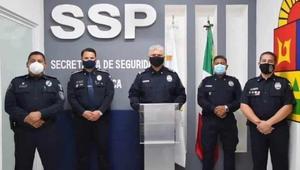 Seguridad de Quintana Roo asume control de la policía de Tulum