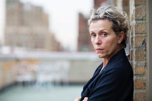 Frances McDormand: Se lleva el Bafta a mejor actriz protagonista