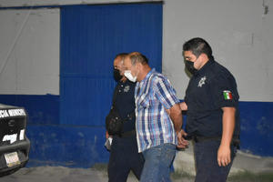 Consignan al MP al presunto homicida en Monclova