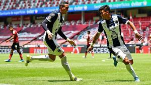 Rayados se llevan el triunfo ante Toluca