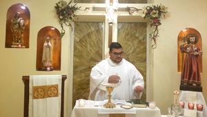 Exhorta iglesia llevar la paz y misericordia