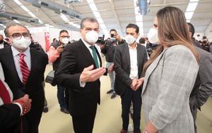 Promueven 4 ferias del empleo, Saltillo y Torreón: MARS