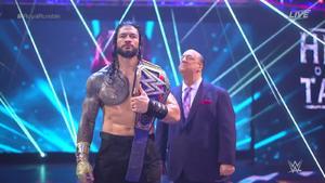 Roman Reigns: Retiene campeonato universal de la WWE