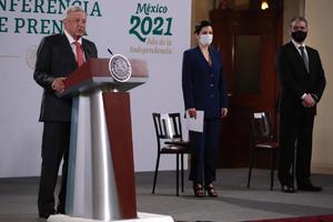 AMLO rechaza campaña para someter a la autoridad electoral