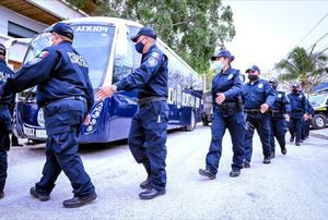 AMLO: Avala que policía estatal se haga cargo de seguridad en Tulum
