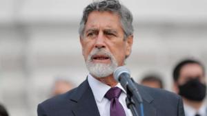 El presidente del Perú felicita a Lasso por su triunfo electoral en Ecuador