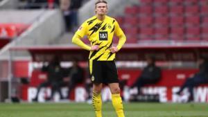 Agente de Haaland dice que Dortmund no quiere venderlo a final de temporada