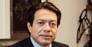 Mario Delgado: 'Si INE deja fuera a Salgado, estaría reventando la democracia'