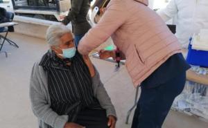 Inicia en Hidalgo aplicación de segunda dosis de vacuna contra Covid