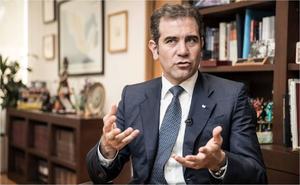 'El INE y sus consejeros no nos vamos a dejar amedrentar'