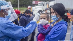 Mueren 17 personas más en Venezuela por la covid-19