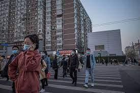 China diagnostica 9 nuevos positivos, uno de ellos por contagio local