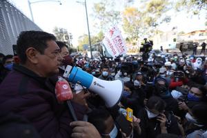PRD manifiesta su respaldo al INE ante amenazas de Salgado Macedonio