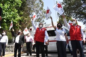 Arranca Cruz Roja su colecta 2021 en tiempo de pandemia