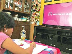 A clases en línea alumnos de la región desierto: SE