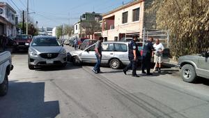 Fuerte accidente en la San Miguel