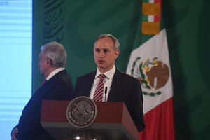 Anuncia López-Gatell vacunación para maestros de Coahuila