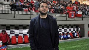 Nicolás Larcamón: 'Somos un equipo recontra rompehuevos'