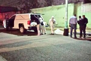 Matan a tiros a 4 hombres mientras bebían alcohol en Ecatepec