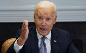 Biden exige a Putin 'rebajar la tensión'