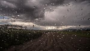 Prevén lluvias con tormentas eléctricas en SLP para este martes