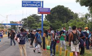 Guatemala aclara que no hay acuerdo reciente con EU de seguridad fronteriza