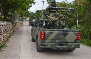 'Militarización en fronteras ahonda en criminalización de migrantes'