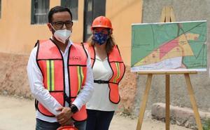 Garantiza Romo que en 3 años acabará con las minas en Miguel Hidalgo