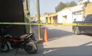 Matan a balazos a hombre en taller mecánico de Villa de Reyes