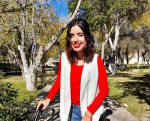 Nuevos logros tiene la joven Abigail Juárez