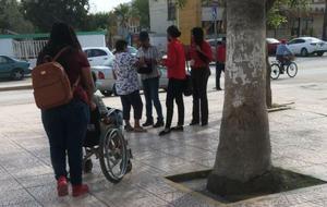 Ofrecen a pensionados préstamos impagables en Frontera