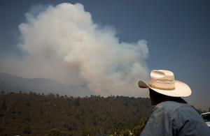 Responsables del incendio de Arteaga no han sido llamados