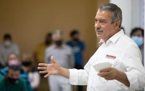 INE: Dejan fuera de contienda a Raúl Morón