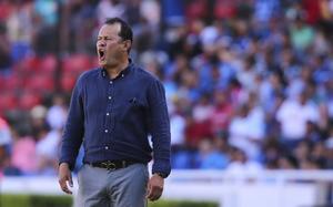 Juan Reynoso: No cree en los 'fantasmas' de Cruz Azul contra América