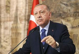 Erdogan recrimina a Draghi su 'impertinencia' por llamarlo 'dictador'