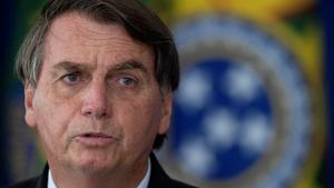 Bolsonaro sube el tono ante inminente investigación de su gestión de el covid