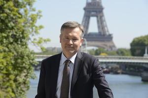 El francés Gautier Mignot asume como nuevo embajador de la UE en México