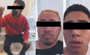 Padrastros entregan a menor que participó en homicidio en la Escandón
