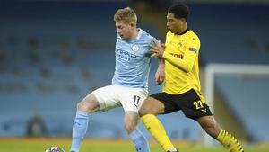 Manchester City domina y avanza a semis
