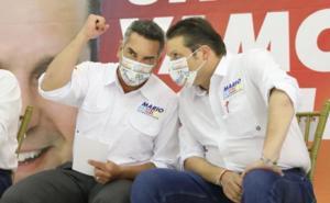 PRI respalda al INE sobre Félix Salgado, afirma Alejandro Moreno