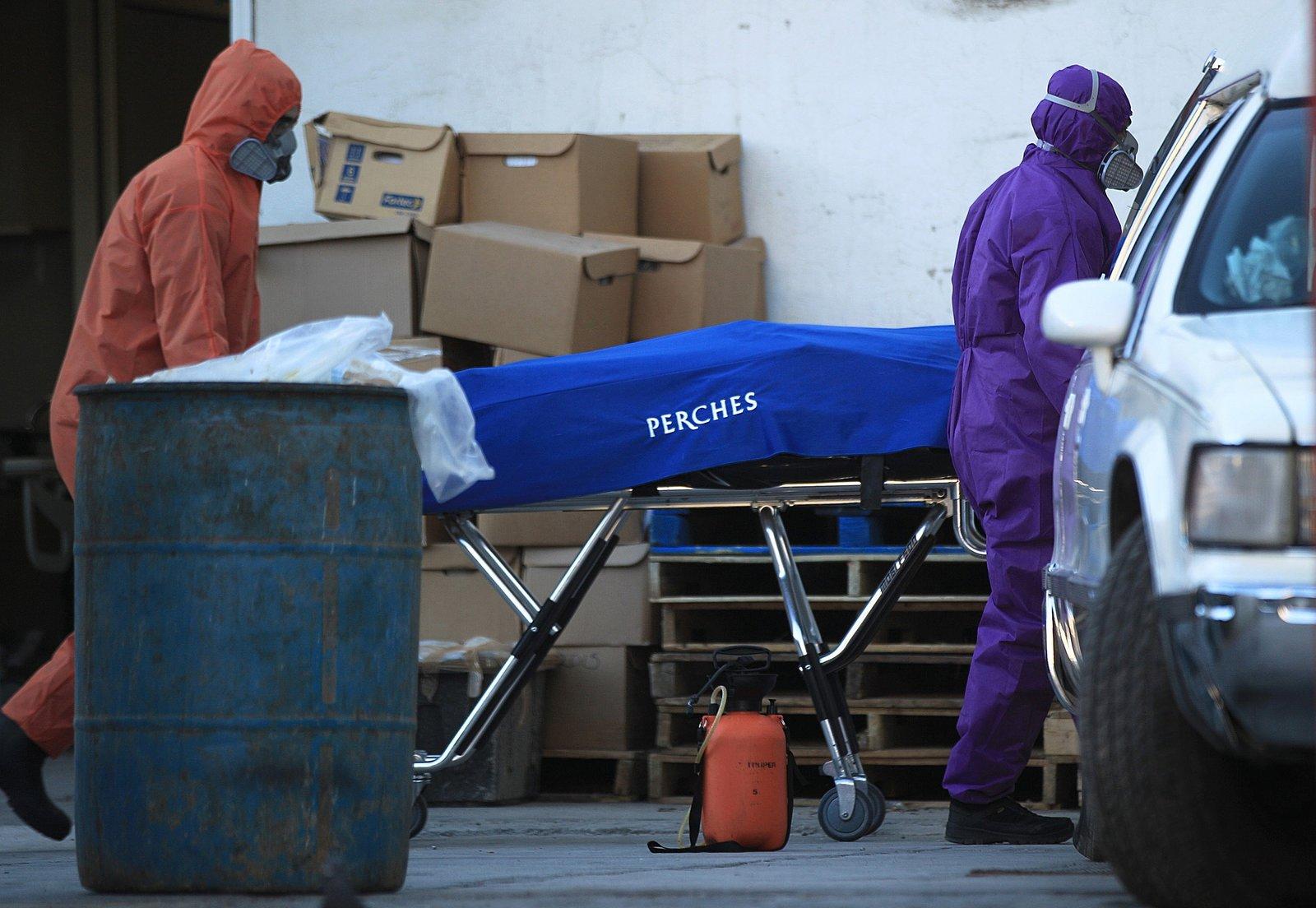 Suman 210 mil 812 las muertes por COVID-19 en México