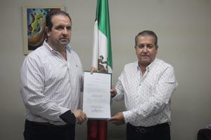 Asume Pablo González Recaudación de Rentas en Monclova