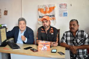 Pide Movimiento Ciudadano al IEC acelere debate político