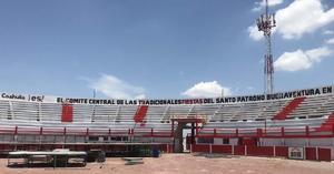 Autoriza Subcomité de Salud concierto en Plaza de Toros