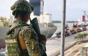 Suman 30 marinos vinculados a proceso por desaparición forzada en Nuevo Laredo