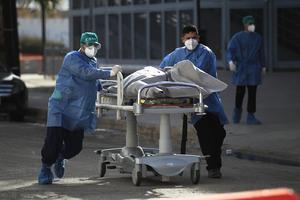 Suman 211 mil 213 las muertes por COVID-19 en México