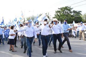 Respalda dirigente nacional del PAN a candidatos de la Región Centro